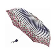 Fulton Nautical Rose Minilite-2 Umbrella